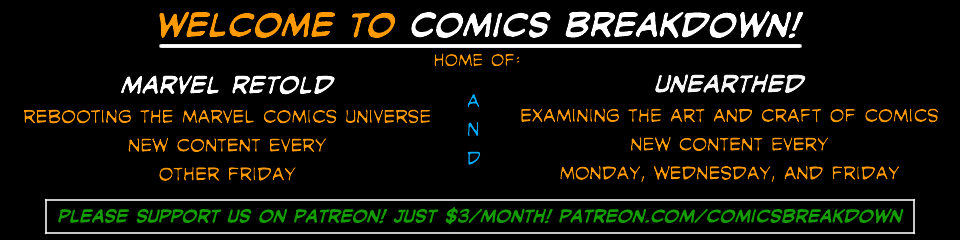 Comics Breakdown